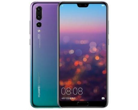 HUAWEI P20 4G 128GB DUAL-SIM TWILIGHT EU· - Imagen 1