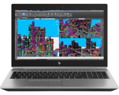 """HP ZBook 15 G5 Plata Estación de trabajo móvil 39,6 cm (15.6"""") 1920 x 1080 Pixeles 2,20 GHz 8ª generación de procesadores Intel®"""