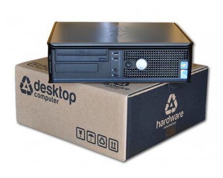 Dell Optiplex GX620 SD Intel Pentium D 3 GHz. · 2 Gb. DDR2 RAM · 80 Gb. SATA · DVD · COA Windows XP Professional - Imagen 1