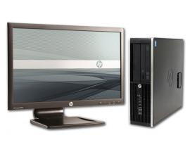 HP 8300 Elite SFF i5 + TFT 20''Intel Core i5 3470 3.2 GHz. · 8 Gb. DDR3 RAM · 500 Gb. SATA · DVD · COA Windows 7 Pro · Monit