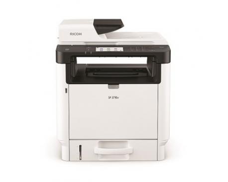 Multifuncion ricoh laser monocromo sp 3710sf fax/ a4/ 32ppm/ 256mb/ red/ wifi - Imagen 1