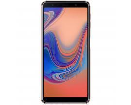 "Telefono movil smartphone samsung galaxy a7 oro / 6"" / 64gb rom / 4gb ram / 24+5+8mpx - 24mpx / octa core / 4g / dual sim / lect"