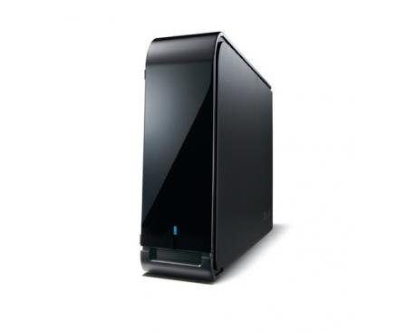 Buffalo DriveStation Velocity HD-LXU3 disco duro externo 4000 GB Negro - Imagen 1