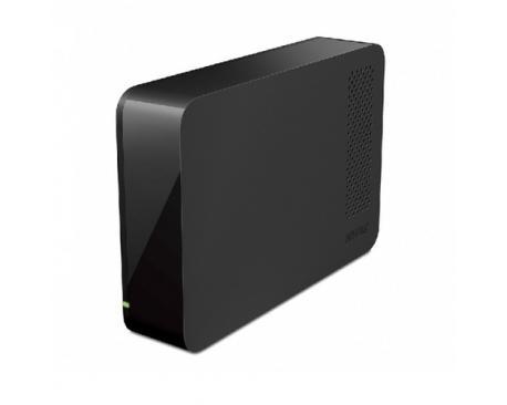 Buffalo DriveStation HD-LCU3 disco duro externo 1000 GB Negro - Imagen 1