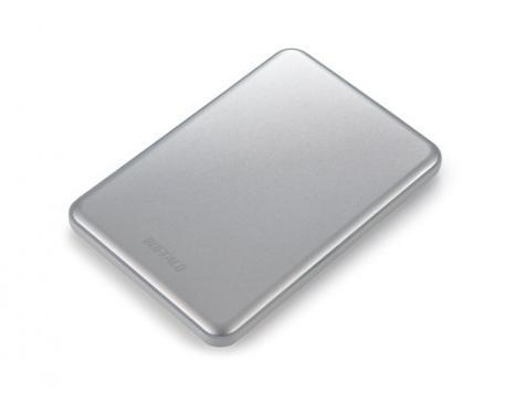 Buffalo MiniStation Slim disco duro externo 1000 GB Plata - Imagen 1