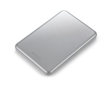 Buffalo MiniStation Slim disco duro externo 2000 GB Plata - Imagen 1