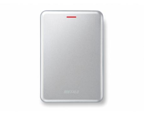 Buffalo MiniStation SSD Velocity 480 GB Plata - Imagen 1