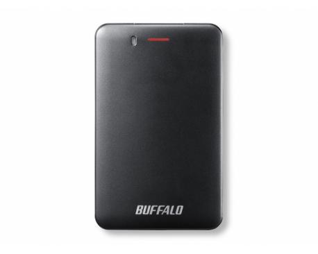 Buffalo MiniStation SSD 480 GB Negro - Imagen 1