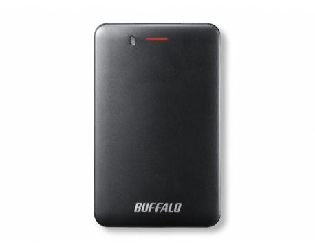 Buffalo MiniStation SSD 120 GB Negro - Imagen 1