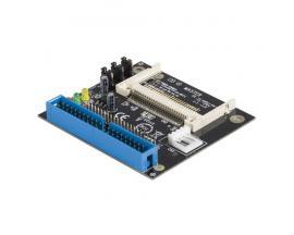 StarTech.com Adaptador de IDE ATA a Compact Flash CF SSD conversor tarjeta y adaptador de interfaz