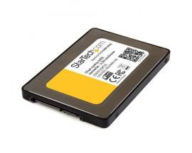 StarTech.com Adaptador de tarjeta CFast a SATA con carcasa protectora - Compatible con SATA III 6Gbps - Imagen 1