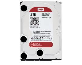 Western Digital Red disco duro interno Unidad de disco duro 3000 GB Serial ATA III - Imagen 1