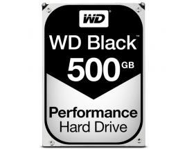 Western Digital Black disco duro interno Unidad de disco duro 500 GB Serial ATA III - Imagen 1