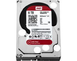 Western Digital Red disco duro interno Unidad de disco duro 6000 GB Serial ATA III - Imagen 1