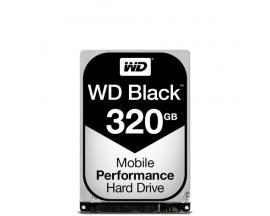 Western Digital Black disco duro interno Unidad de disco duro 320 GB Serial ATA III - Imagen 1