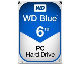 Western Digital Blue disco duro interno Unidad de disco duro 6000 GB Serial ATA III - Imagen 1