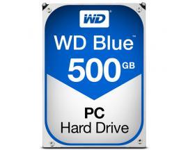 Western Digital Blue disco duro interno Unidad de disco duro 500 GB Serial ATA III - Imagen 1