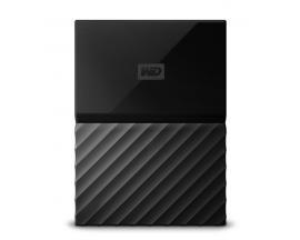 Western Digital My Passport disco duro externo 1000 GB Negro - Imagen 1