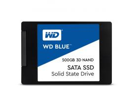 "Western Digital Blue 3D 500 GB Serial ATA III 2.5"" - Imagen 1"