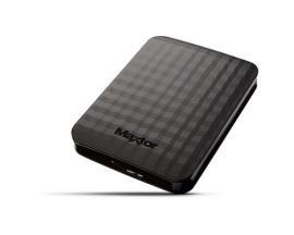 Seagate Maxtor M3 disco duro externo 1000 GB Negro - Imagen 1
