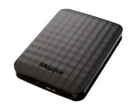 Seagate Maxtor M3 disco duro externo 2000 GB Negro - Imagen 1