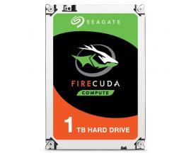 Seagate FireCuda ST1000DX002 disco duro interno Híbrido HDD 1000 GB Serial ATA III - Imagen 1