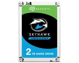 Seagate SkyHawk ST2000VX008 disco duro interno Unidad de disco duro 2000 GB Serial ATA III - Imagen 1
