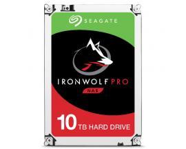 Seagate IronWolf Pro ST10000NE0004 disco duro interno Unidad de disco duro 10000 GB Serial ATA III - Imagen 1
