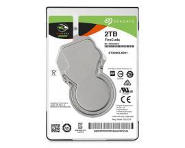 "Seagate FireCuda 2.5"" disco duro interno Híbrido HDD 2000 GB Serial ATA III - Imagen 1"