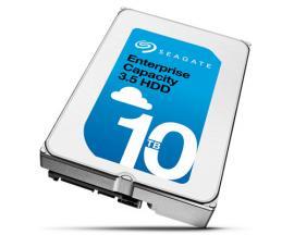 Seagate Enterprise ST10000NM0206 disco duro interno Unidad de disco duro 10000 GB SAS - Imagen 1