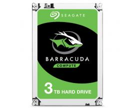 Seagate Barracuda ST3000DM007 disco duro interno Unidad de disco duro 3000 GB Serial ATA III