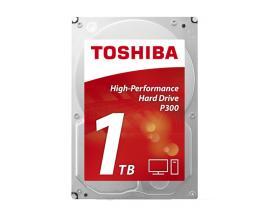 Toshiba P300 1TB disco duro interno Unidad de disco duro 1000 GB Serial ATA III - Imagen 1