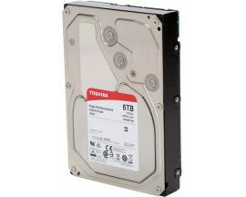 Toshiba X300 disco duro interno 6144 GB Serial ATA III - Imagen 1