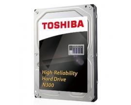 Toshiba N300 6TB disco duro interno Unidad de disco duro 6000 GB Serial ATA III - Imagen 1