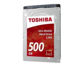 Toshiba L200 500GB disco duro interno Unidad de disco duro Serial ATA III - Imagen 1