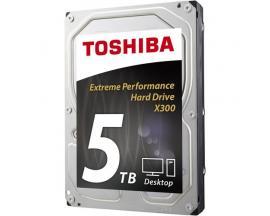 Toshiba X300 5TB disco duro interno Unidad de disco duro 5000 GB Serial ATA III - Imagen 1
