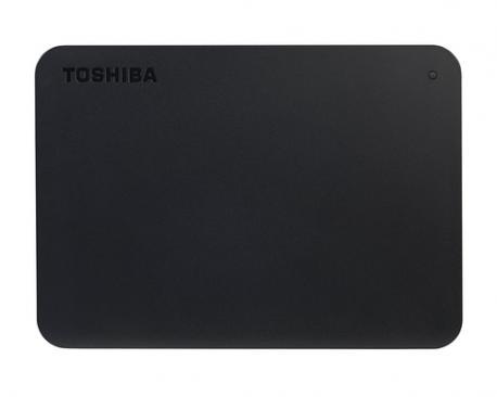 Toshiba HDTB330EK3CB disco duro externo 3000 GB Negro - Imagen 1