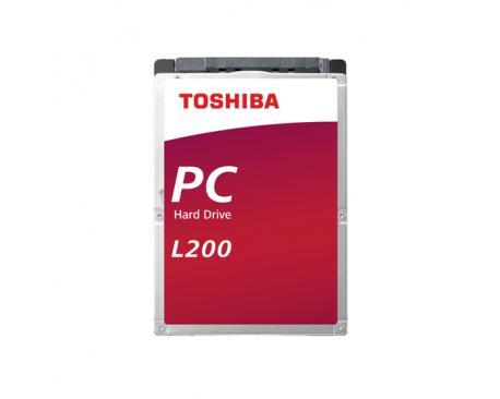 Toshiba L200 disco duro interno Unidad de disco duro 1000 GB Serial ATA III - Imagen 1