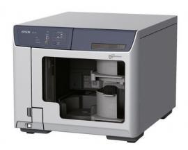 Duplicadora + impresora profesional cd/dvd epson pp-50