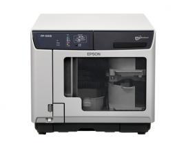 Duplicadora + impresora profesional cd/dvd epson pp-100ii