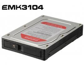 Adaptador bahia enermax 1 x 2.5 hdd a 3.5 rack - Imagen 1