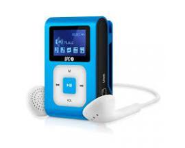SPC Sport Clip Extreme Reproductor MP3/MP4 Azul 8648A - Imagen 1