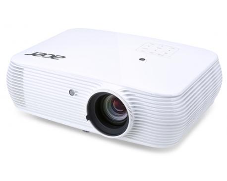 Acer P1502 videoproyector 3400 lúmenes ANSI DLP 1080p (1920x1080) Proyector para escritorio Blanco - Imagen 1