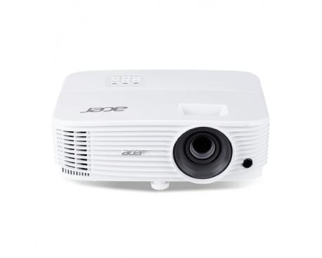 Acer P1250 videoproyector 3600 lúmenes ANSI DLP XGA (1024x768) 3D Proyector portátil Blanco - Imagen 1