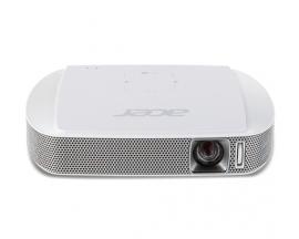 Acer Travel C205 videoproyector 150 lúmenes ANSI DLP WVGA (854x480) Proyector portátil Blanco