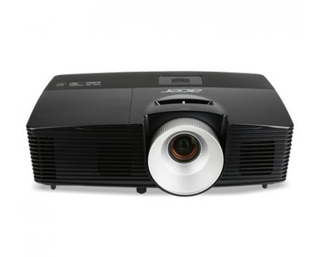 Acer P1510 videoproyector 3500 lúmenes ANSI DLP 1080p (1920x1080) Proyector para escritorio Negro - Imagen 1