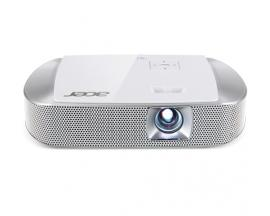 Acer K137i videoproyector 700 lúmenes ANSI DLP WXGA (1280x800) Proyector portátil Plata