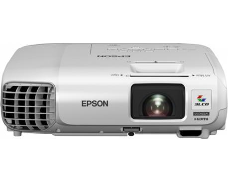 Epson EB-W29 videoproyector 3000 lúmenes ANSI 3LCD WXGA (1280x800) Proyector para escritorio Blanco - Imagen 1