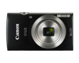 "Camara digital canon ixus 185 hs negra 20mp zoom 16x/ zo 8x/ 2.7"" litio/ videos hd/ fecha - Imagen 1"