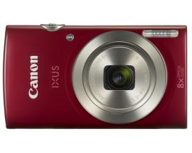"Camara digital canon ixus 185 hs roja 20mp zoom 16x/ zo 8x/ 2.7"" litio/ videos hd/ fecha - Imagen 1"